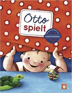 Bilderbuch mit Kindergebärden Babyzeichensprache Babyzeichen nochmal