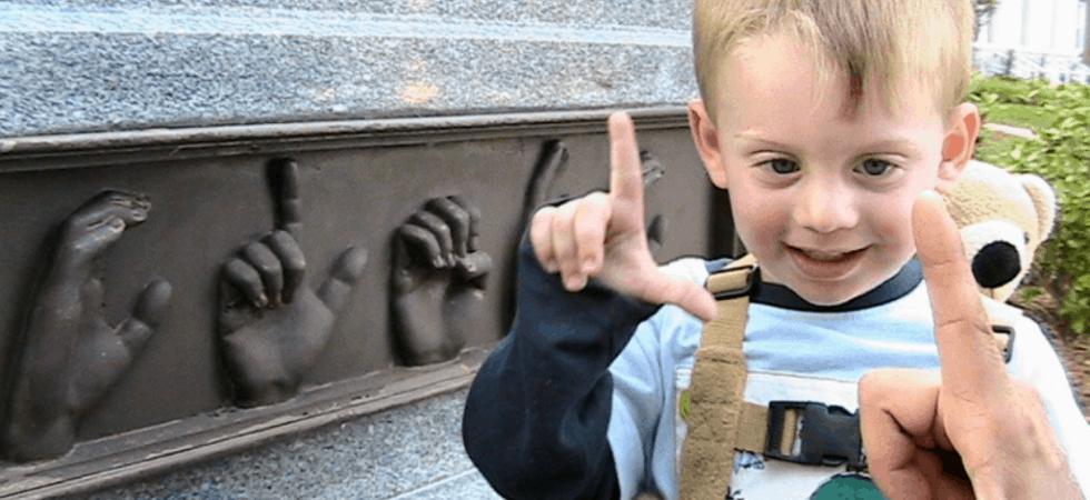 Kindergebärden für Alle