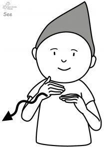 See Babyzeichensprache Babygebärden Kindergebärden