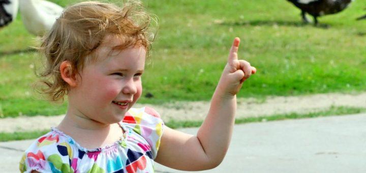 Babyzeichen - Babygebärden - eine Form der Kommunikation