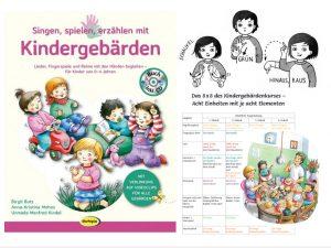 Kurs Buch Babyzeichensprache Babygebärden Kindergebärden Babyzeichen
